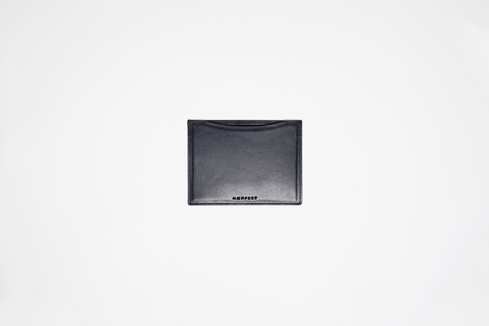 Haerfest - Passport Wallet Navy