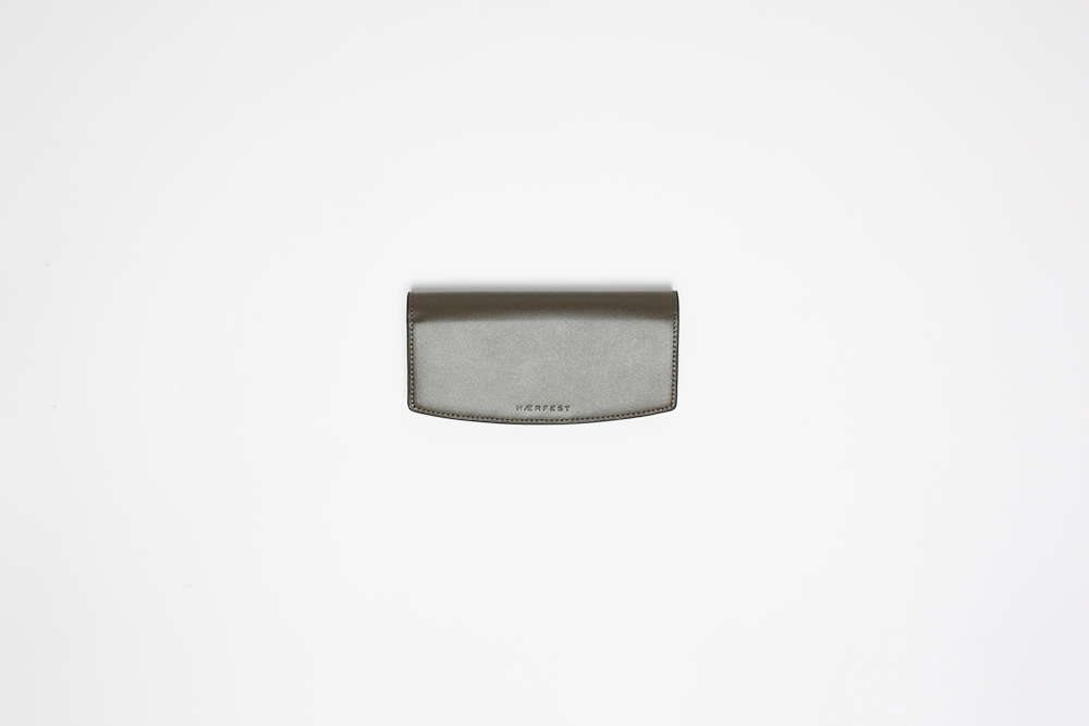 Haerfest - Eyeglass Case Green