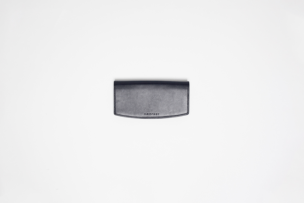 Haerfest - Eyeglass Case Navy