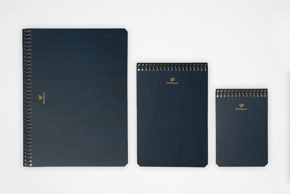 Postalco - Notebook Dark Blue