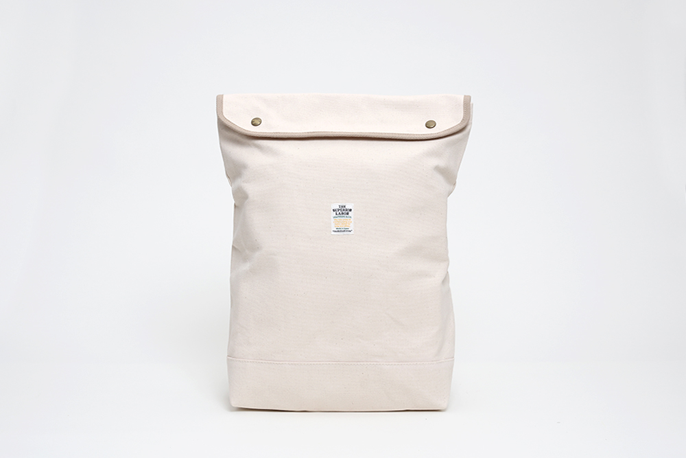 Superior Labor - Backpack White