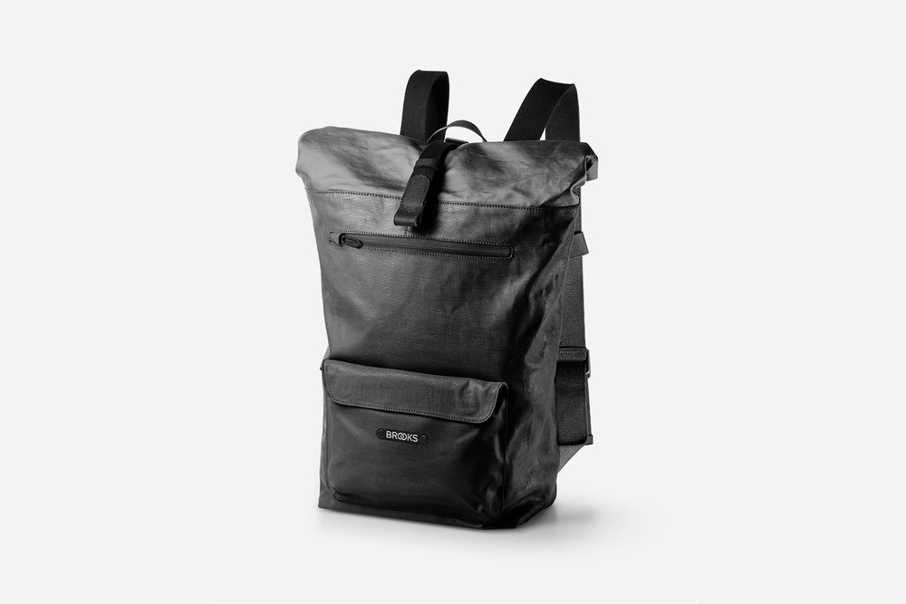 Brooks_Metro_Rivington Backpack - Black - LG - Front.jpg