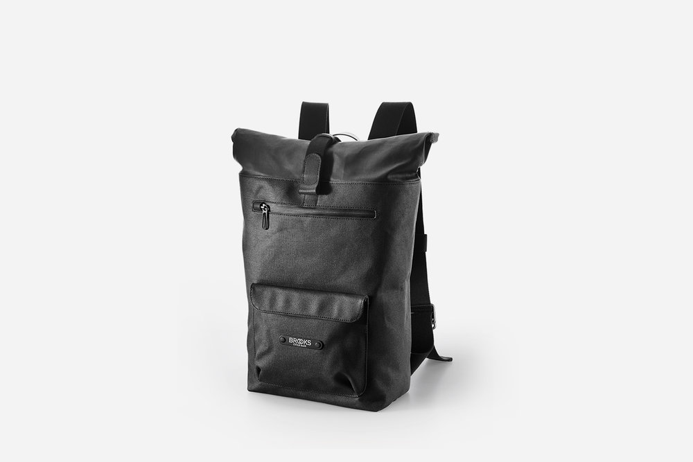 Brooks_Metro_Rivington Backpack - Black - SM - Front.jpg