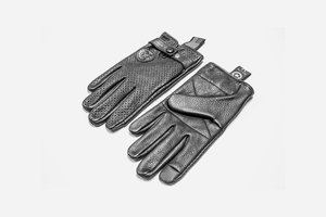 Philleywood -  Siggy Gloves Black