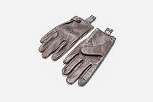 Philleywood - Jarvis Gloves Chocolate