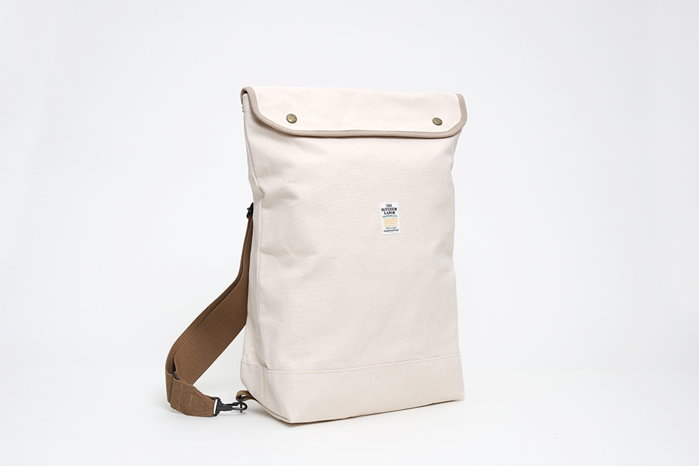 Superior Labor  - Backpack, White Arrive to that picnic in the park with all the best refreshments in tow.  $185