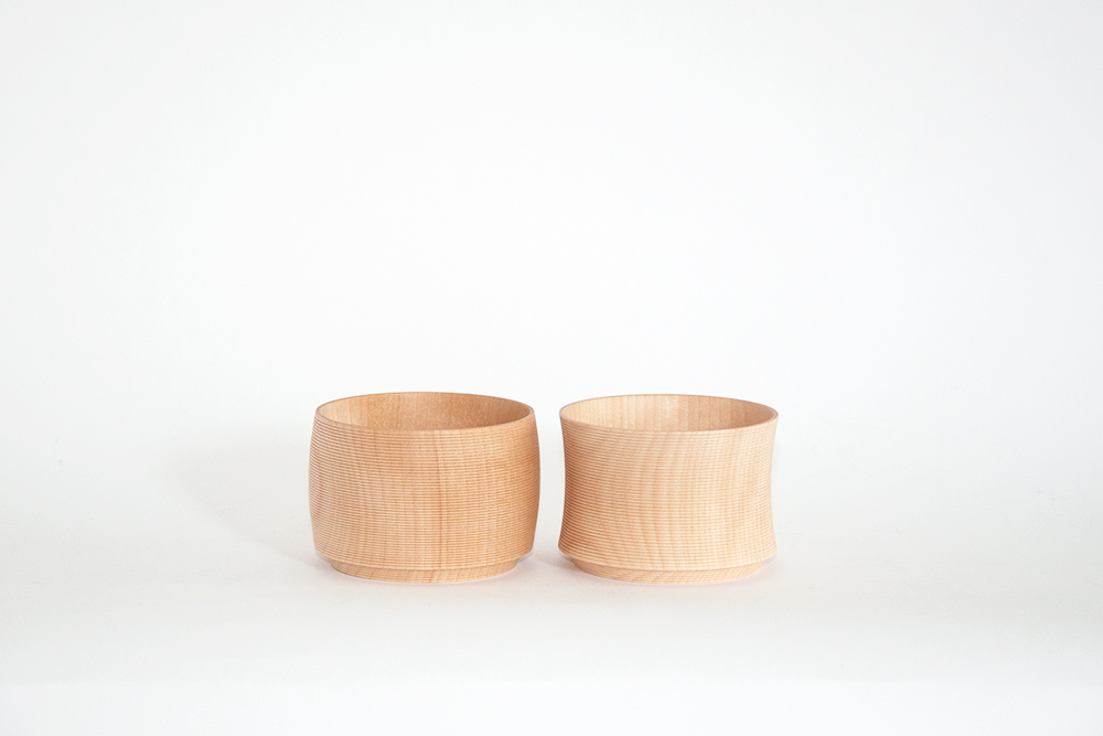 Turari - Wood Bowl, Natural