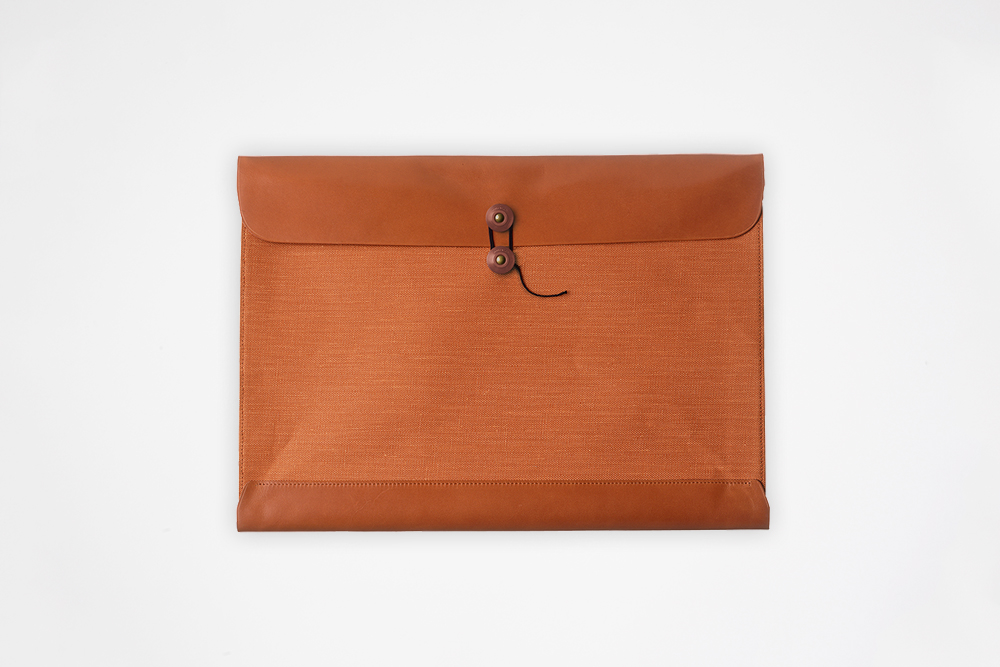 Postalco - Legal Envelope, Brick Red