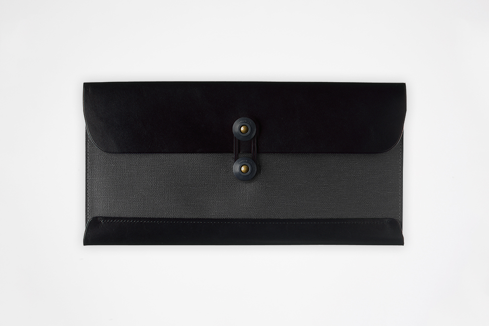Postalco - Travel Wallet, Black