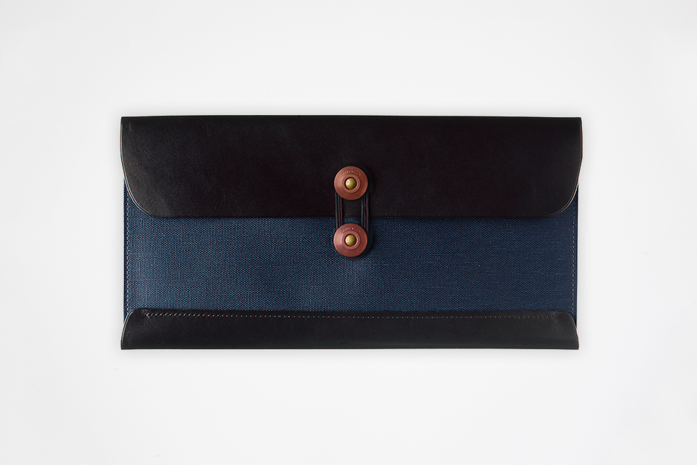Postalco - Travel Wallet, Navy Blue