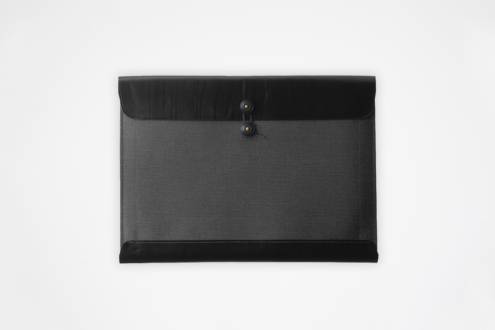 Postalco - Legal Envelope, Black
