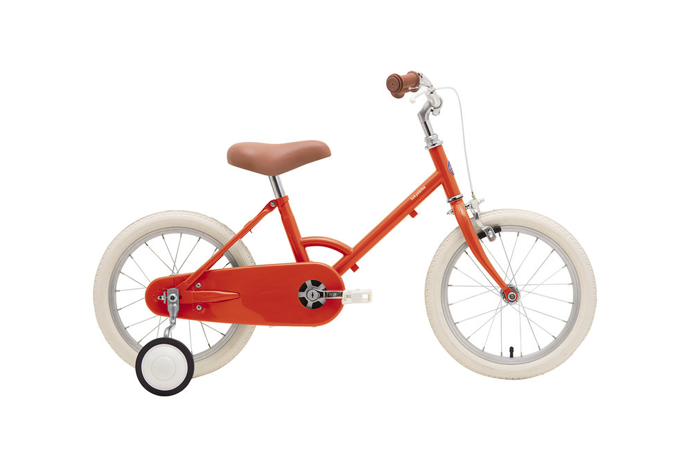 Little tokoyobike Jeffer Red