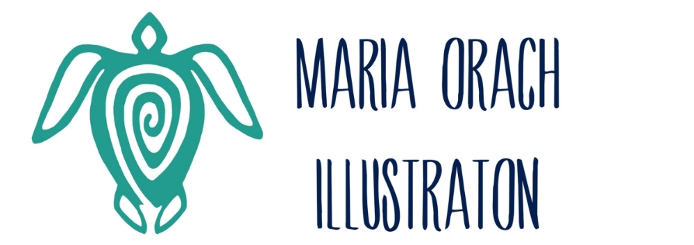 Maria Orach Illustration