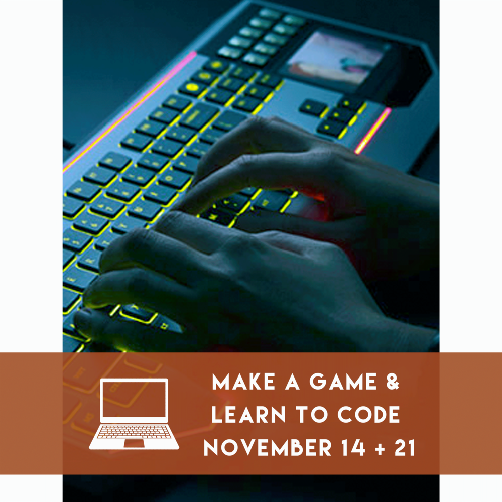 Make A Game U0026 Learn To Code