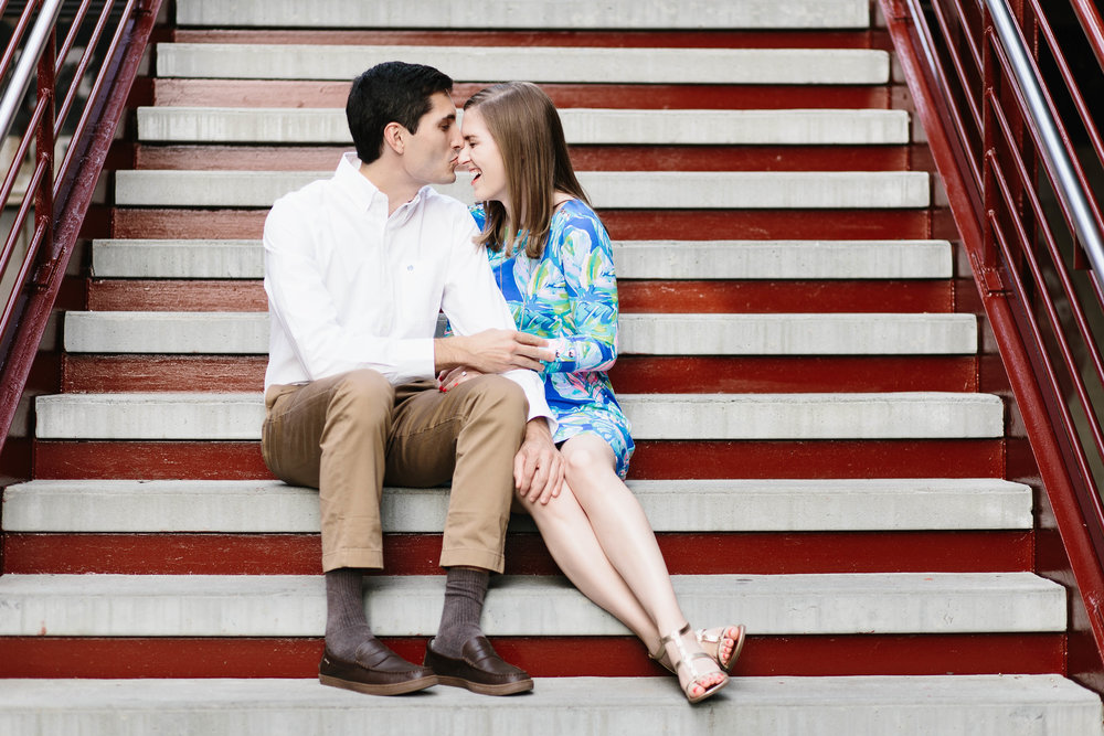 Durham engagement photographer