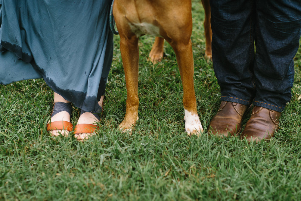 engagement photos with dog.engagement photo inspiration.JPG