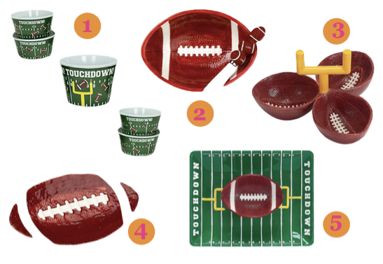 Tailgating Plates