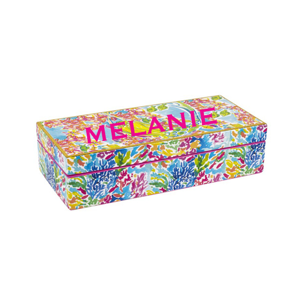 Lilly Pulitzer Laquer Boxes