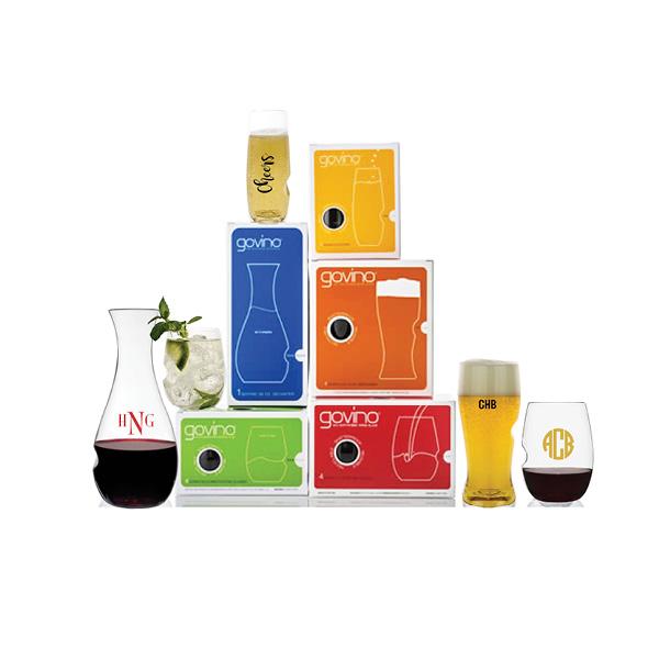 GoVino - Drinkware Sets