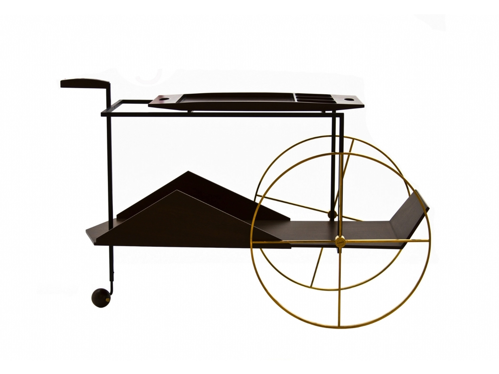 JZ Tea Trolley