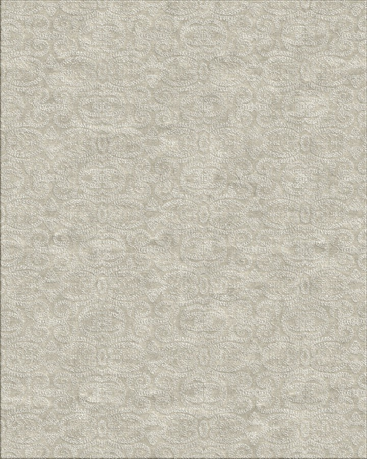 SAN MIGUEL   Tibetan Wool/  Chinese Silk/Linen