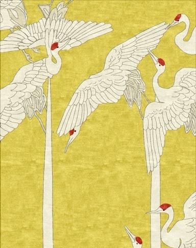 CRANES | GOLD
