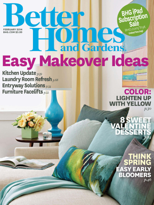 Better Homes & Gardens — Alt For Living