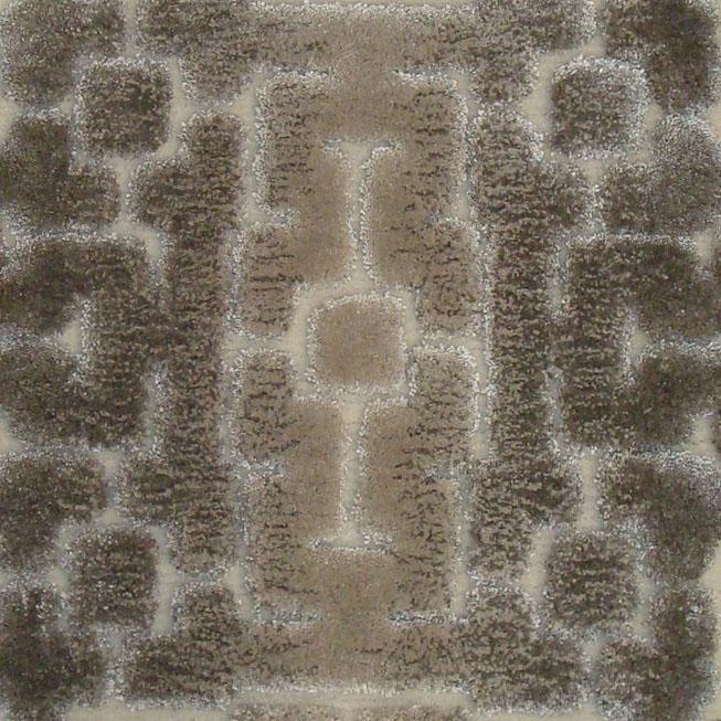 47. CHINESE FW I100% Dull Silk Plush Pile I 7-3
