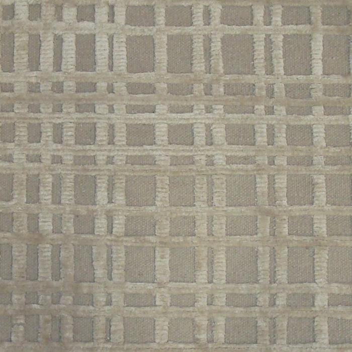 59. GRIDLOCK I PILE FLAT I 7-3 Wool & Silk