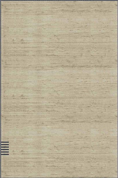 NOMAD III Kilim I100% Wool IBound Edge