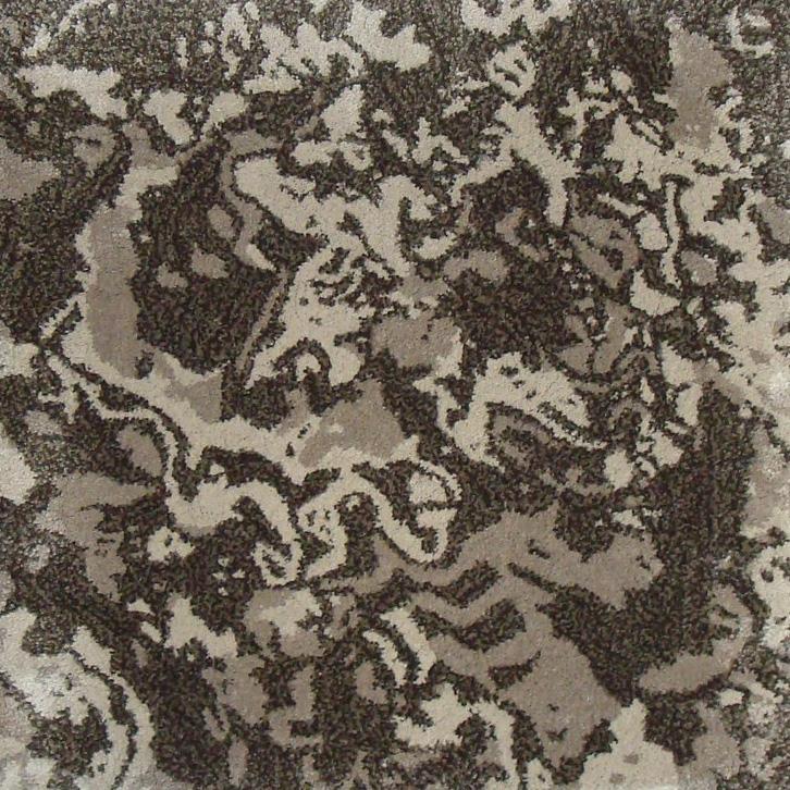 54. CORDELIA I 100% Silk Plush Pile I 7-14-A