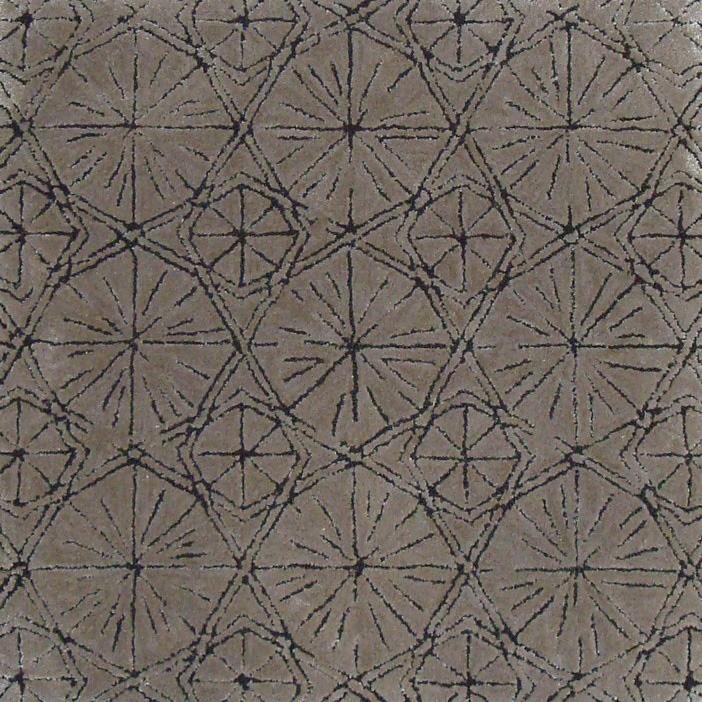 88. FERRIS I CHARCOAL Bamboo Silk & Flax