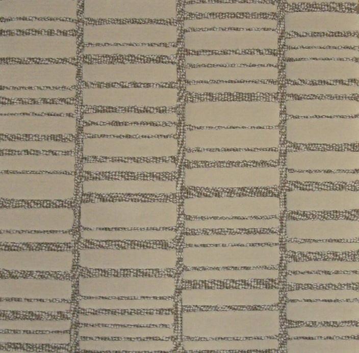 91. GIRARD I IVORY I Wool & Viscose I 7-14-A
