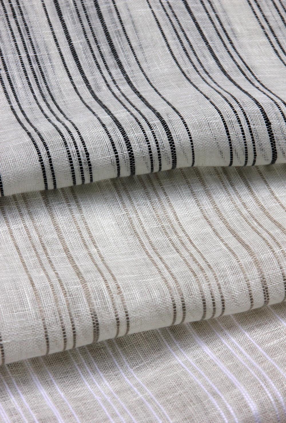 PAINTBRUSH  Hand Woven 100% Linen