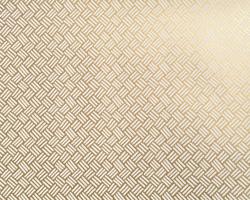 KRANE                                                Basketweave I Gold