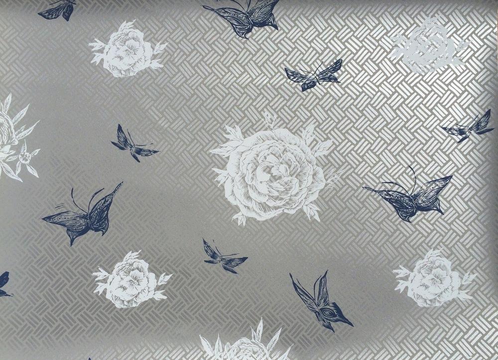KRANE HOME                            Flora I Silver