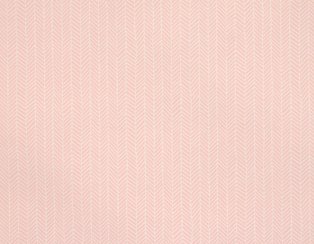 KRANE                                                 Herringbone I Blush