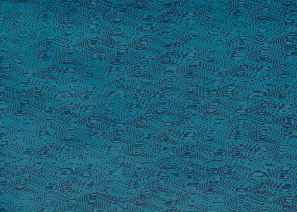 KRANE                                                          Painted Wave I Azure