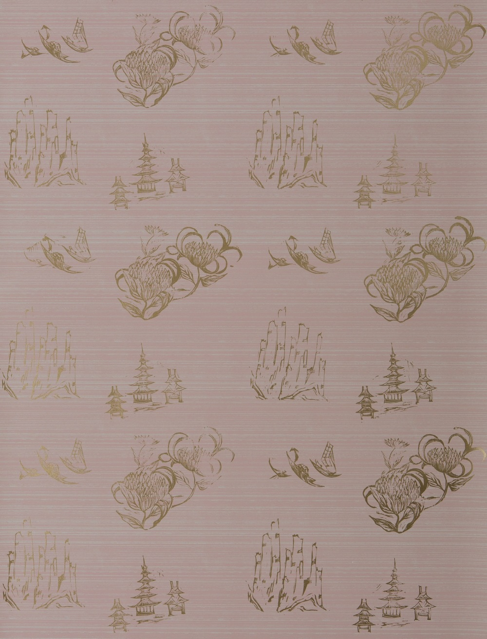 KRANE                                                              Toile Antique I Blush