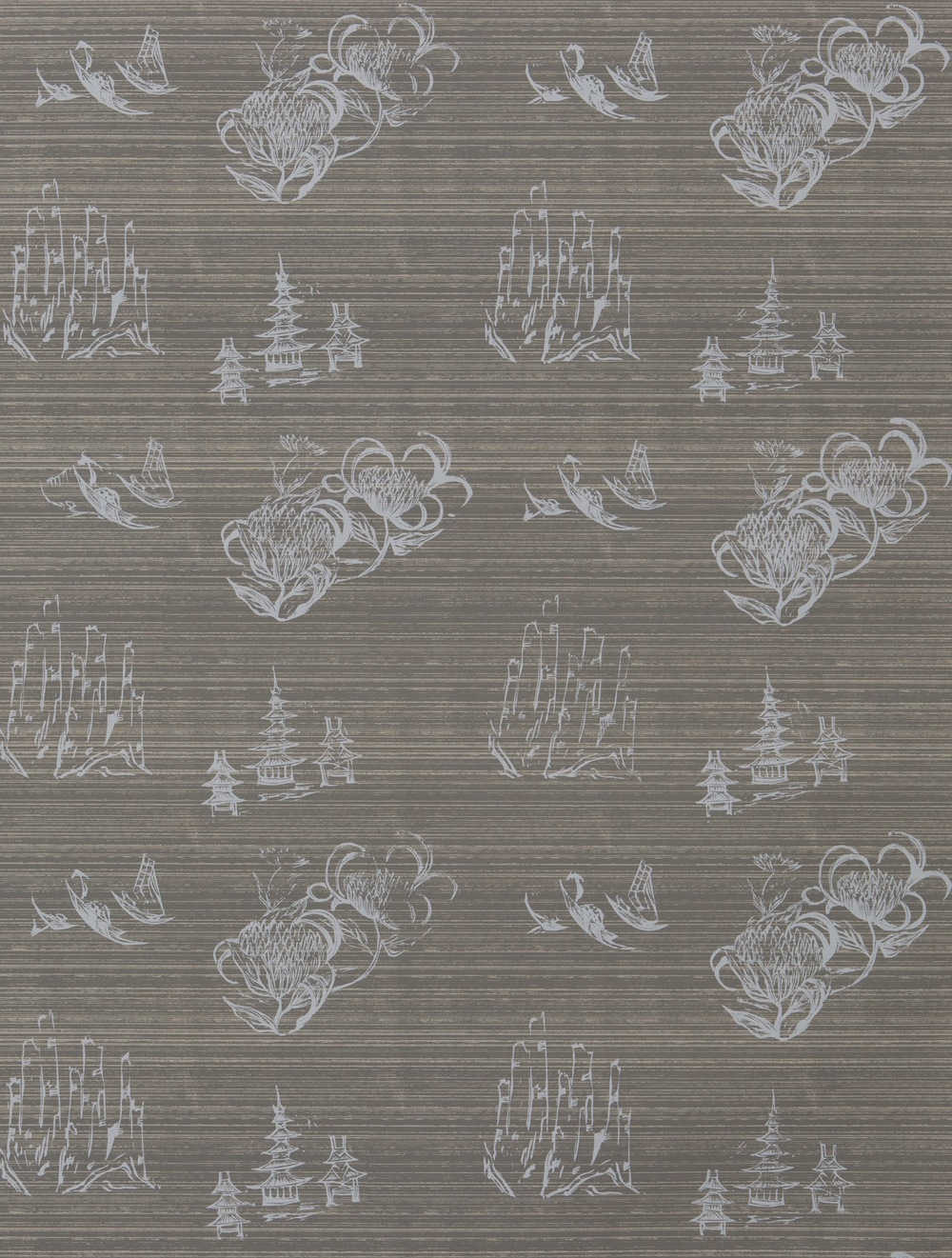 KRANE                                                              Toile Antique I French Grey