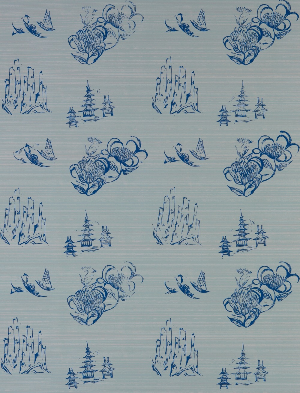 KRANE                                                              Toile Antique I Mint