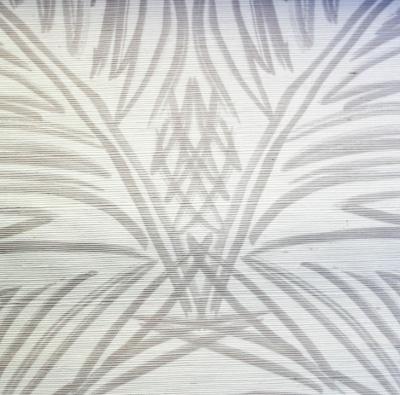 VICTORIA LARSON                    Palm Trellis I Driftwood