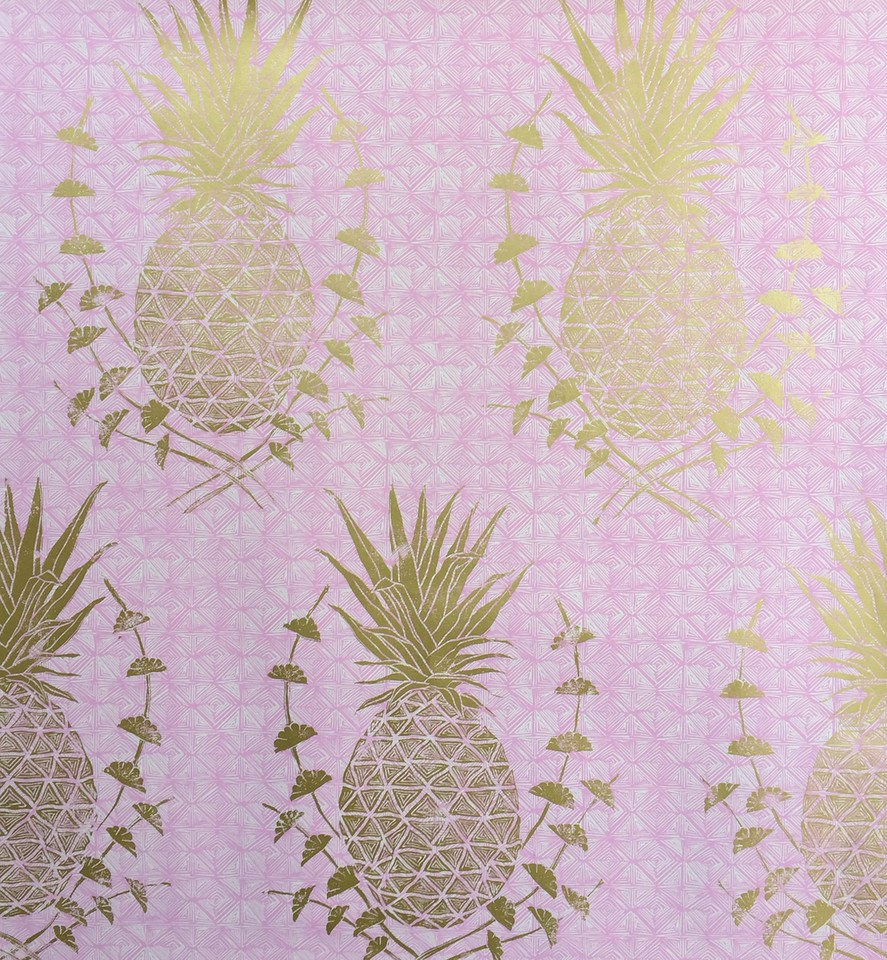 KRANE                                                             Royal Pineapple I Pink