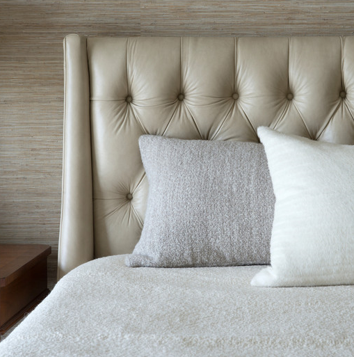 GLAM BOUCLE PILLOWS