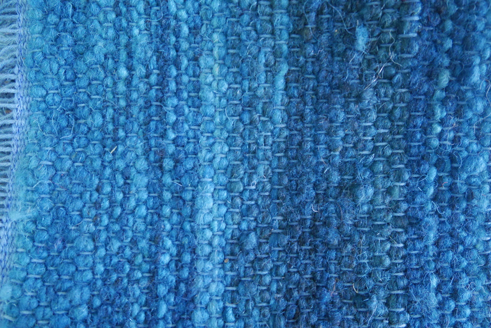 SOLID COLOR I SAXONIAN BLUE