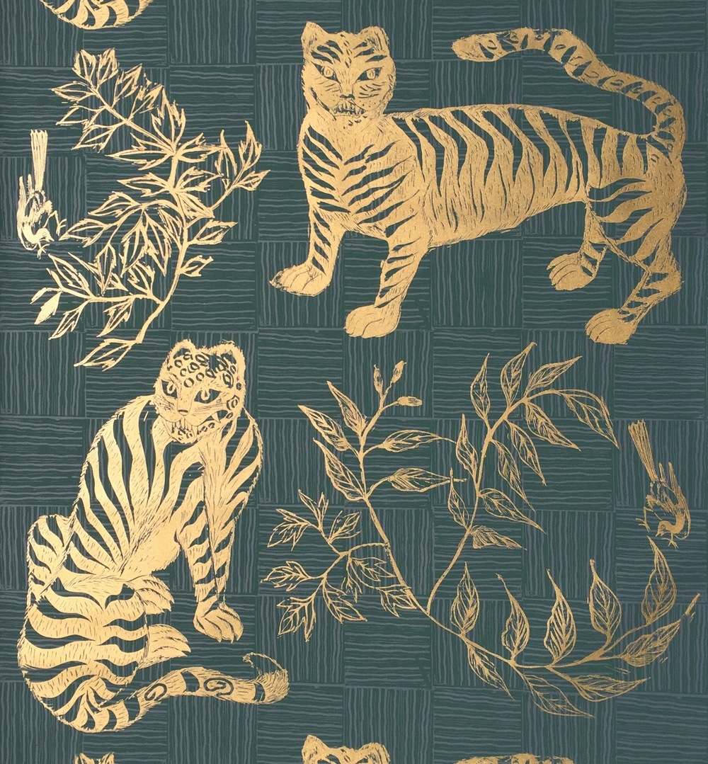 KRANE                                                              Tiger & Magpie I Hunter