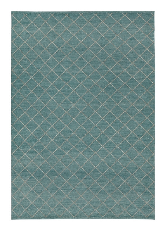 "TWINE WEAVE I TURQUOISE GRANITE 6'7"" x 9'10"" *more sizes available"
