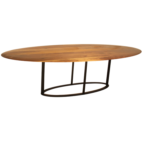 THE ELLIPSE DINING TABLE
