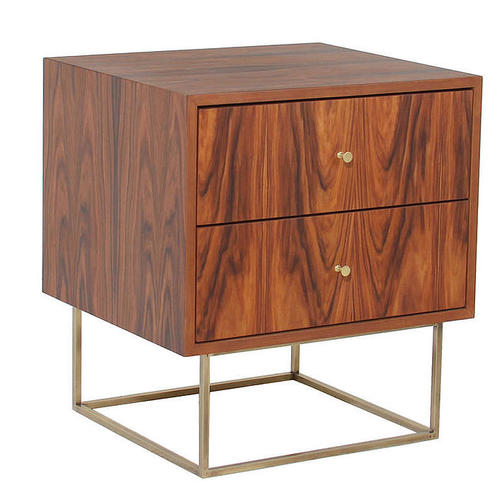 THE BRASS KERRY NIGHT STAND