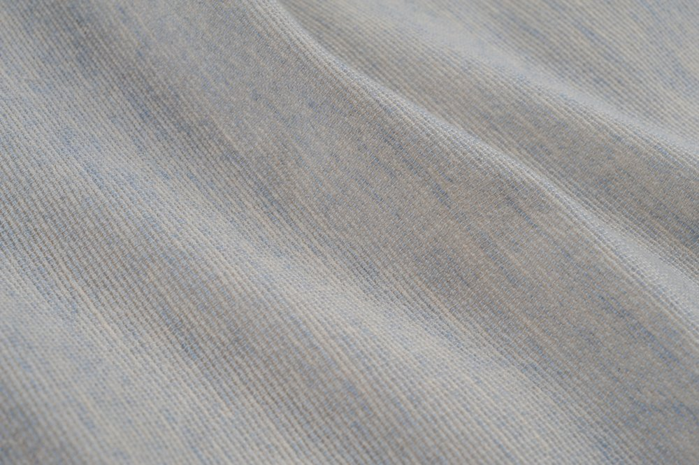 PLAIN WOOL I ICE BLUE